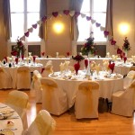 Chair Covers From County Durham Wedding DJ