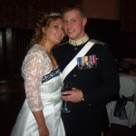 Wedding Disco Beamish Hall Hotel janine and carl Provided by County Durham Wedding DJ