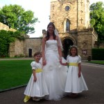 Wedding Disco Durham Castle Bethany And KidsProvided by County Durham Wedding DJ