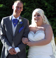 BLACKWELL GRANGE HOTEL WEDDING DISCO FOR HANNAH & SIMON PROVIDED BY COUNTY DURHAM WEDDING DJ