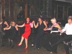 DURHAM CASTLE BLACK TIE CHRISTMAS PARTY FOR DURHAM POLICE