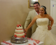 EDEN ARMS HOTEL (RUSHYFORD) WEDDING DISCO FOR EVONNE & JOHN PROVIDED BY COUNTY DURHAM WEDDING DJ