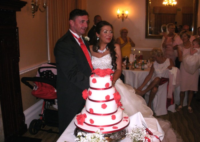 COUNTY DURHAM WEDDING DJ AT THE BLACKWELL GRANGE HOTEL IN DARLINGTON FOR THE PARTY OF CHRISTINE & DAVID