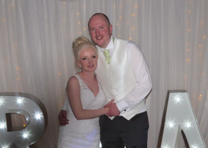 WEDDING DISCO ENTERTAINMENT AT REDWORTH HALL HOTEL FOR STEPHANIE & DANIEL PROVIDED BY COUNTY DURHAM WEDDING DJ